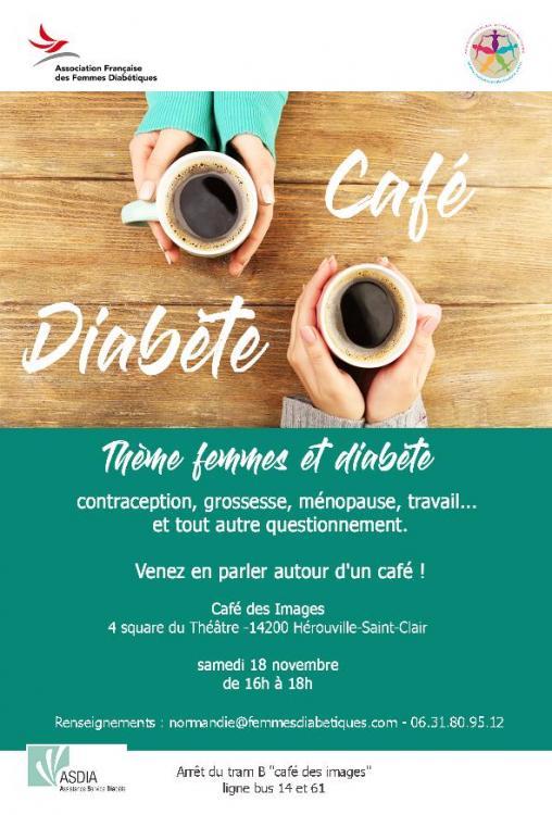 Journée mondiale du diabète en Normandie